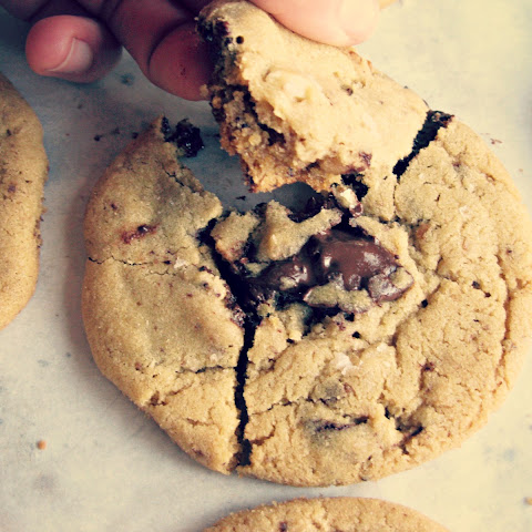 The Best Ever Brown Butter Chocolate Chip Cookies
