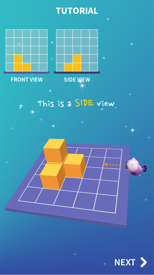 Roll The Cubes - Brain Puzzle Screenshot 1