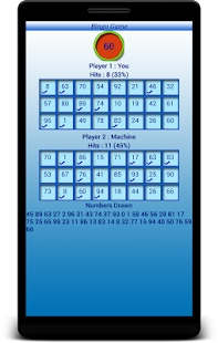 Bingo Game - screenshot