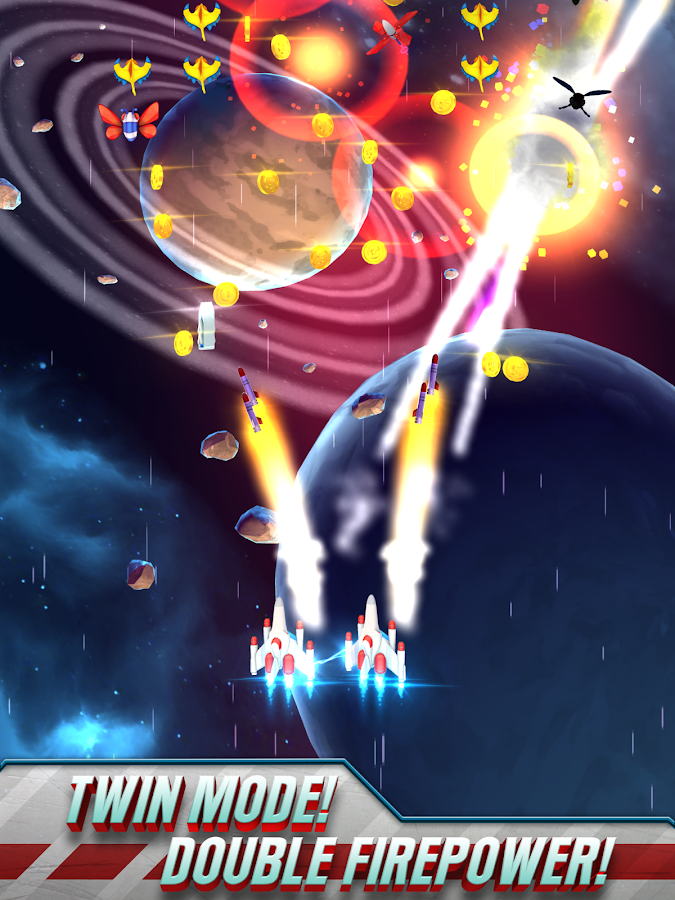 Galaga Wars Screenshot 17