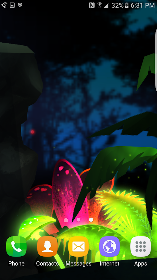 Wild Jungle 3D Live Wallpaper Screenshot 6