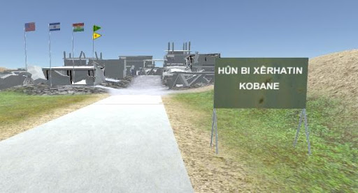 KOBANE - screenshot