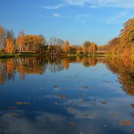 by Eugenija Seinauskiene - Landscapes Waterscapes