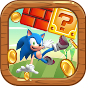 Game Epic Sonic Adventure apk for kindle fire