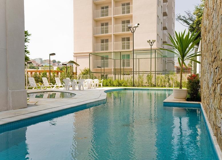 Fatto Santo André Apartamento Vila Alzira, Santo André (ap2518)