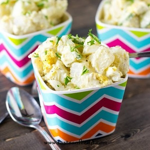 Whole30 Potato Salad