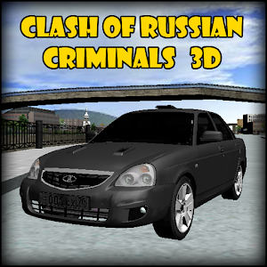 Clash of Russian criminals 3D