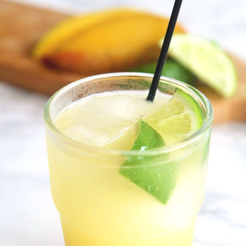 Mango Pineapple Rum Punch