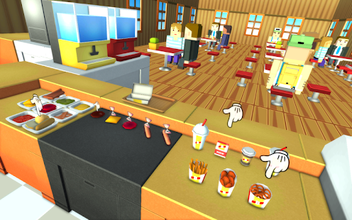 Cooking Restaurant Kitchen 2 - screenshot