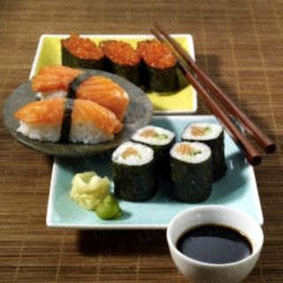 Sushi Condiments Recipes