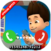 App Fake Call From Ryder Patrol Vid Free Prank 2017 apk for kindle fire