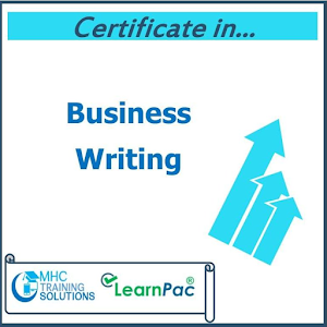 Business Writing-Online Training Course -  MHC Training Solutions -