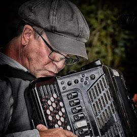 Jean-Pierre by Marco Bertamé - People Musicians & Entertainers (  )