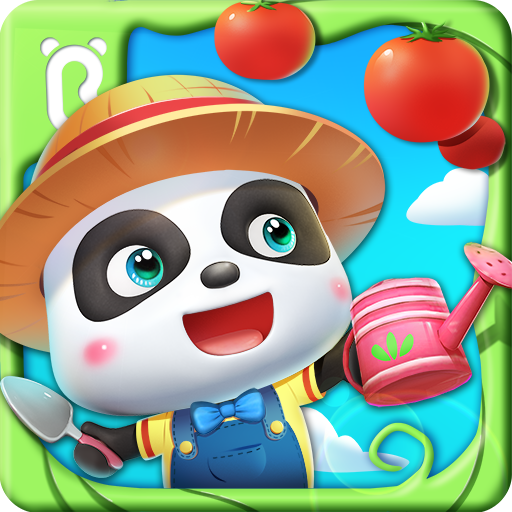 Baby Panda's Farm - An Educational Game (game)