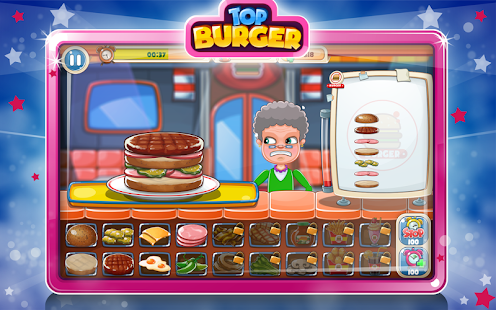 Top Burger Chef: Cooking Story- screenshot thumbnail