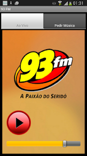 93 FM - screenshot