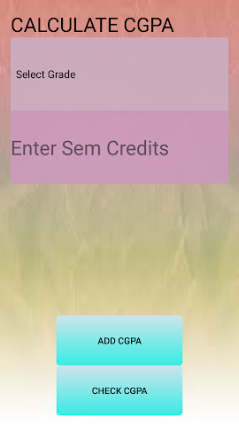 android Graduates Calci Screenshot 6