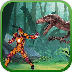 Download Super Iron : World Of Jurassic Apk Download