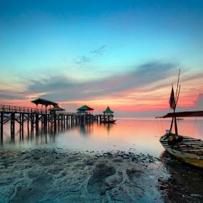Dermaga by Van Condix - Landscapes Beaches