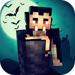 Vampire Craft: Dead Soul of Night. Crafting Games For PC / Windows / MAC
