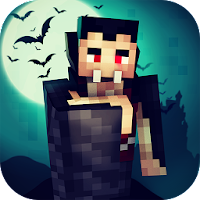Vampire Craft: Dead Soul of Night. Crafting Games For PC Free Download (Windows/Mac)