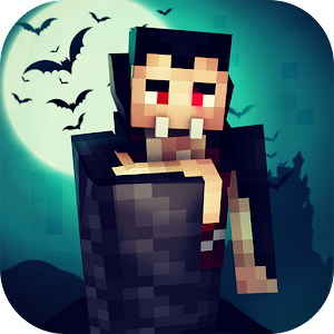 Vampire Craft: Dead Soul of Night. Crafting Games Online PC (Windows / MAC)