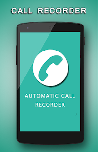 Automatic Call Recorder 2016 - screenshot