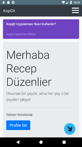KopGit Risale-i Nur Okuyorum screenshot 2