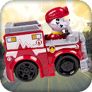 PAW Puppy Patrol Road Shooter icon