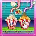 Game Caramel Popcorn Factory Chef APK for Windows Phone