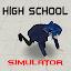 High School Simulator GirlA APK for Blackberry