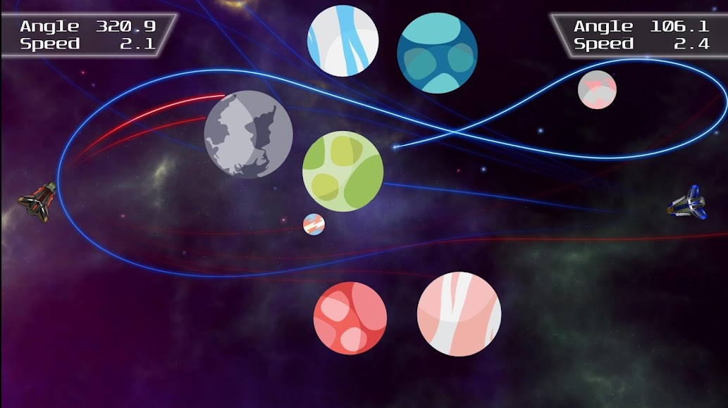 Gravitrators: Space Strategy 1.0.2