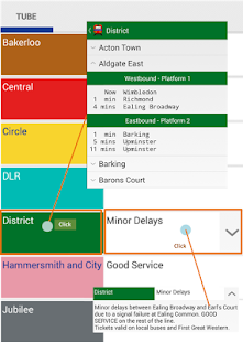 Download London Transport Live APK