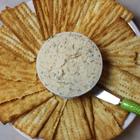 Skinny Dilly Smoked Trout Paté