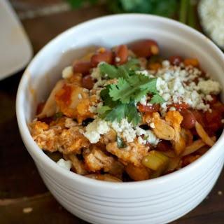 Crock Pot Buffalo Chicken Chili Recipes