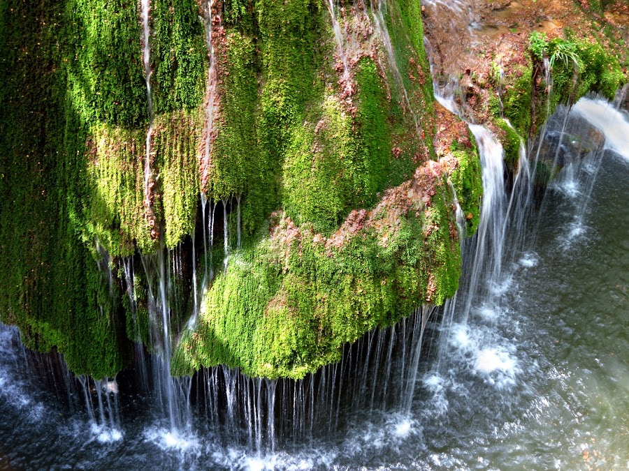Bigar Waterfalls by Janeta Sandutu - Landscapes Waterscapes ( waterfalls )