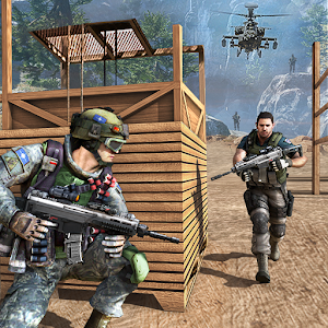 Real Commando Secret Mission - Free Shooting Games for pc