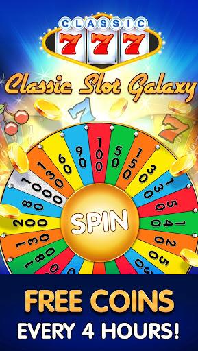 Classic Slot Galaxy Slots - screenshot