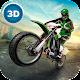 Rooftop Motorbike Stunt Ride