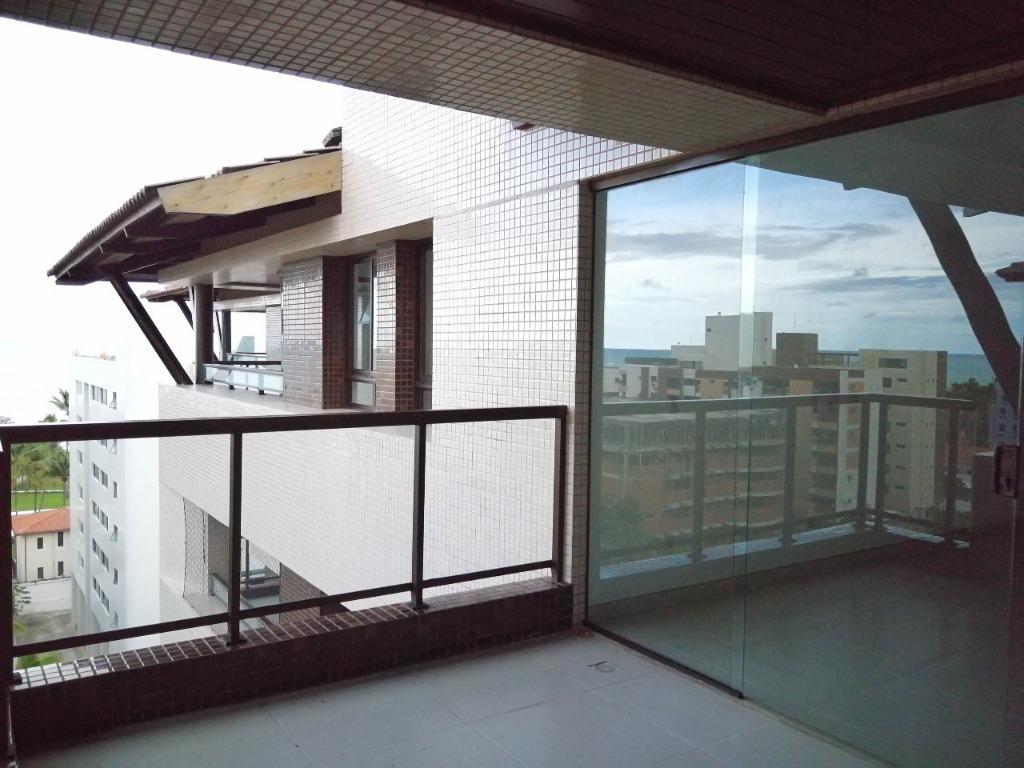 Cobertura residencial para locação, Intermares, Cabedelo.