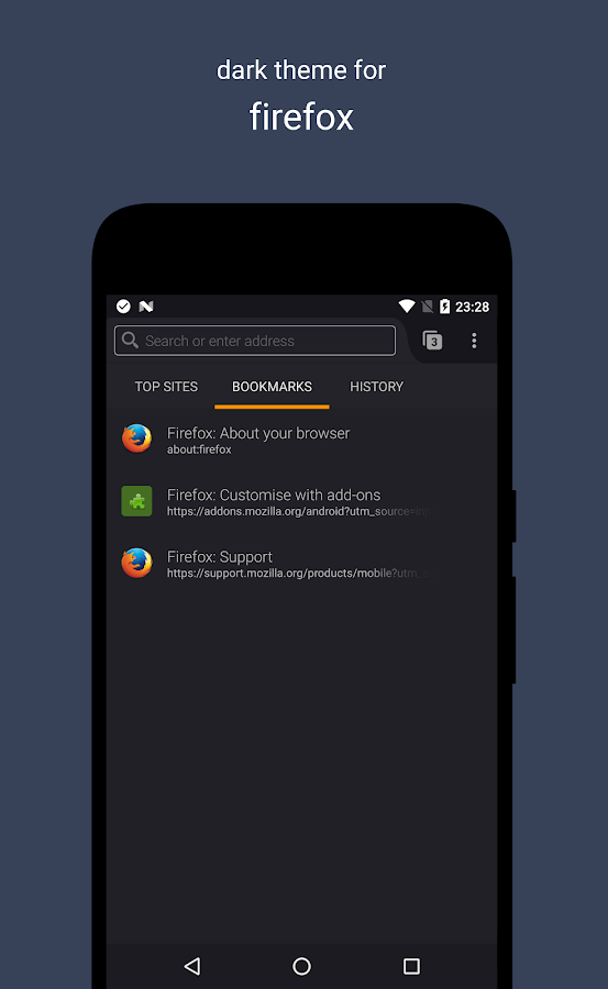 A Swift Dark Substratum Theme Screenshot 11