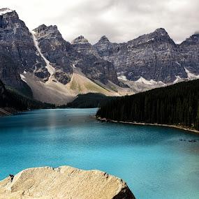 Moraine Lake by Gosha L - Landscapes Travel (  )