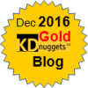 Top Blogs and Bloggers in December 2016