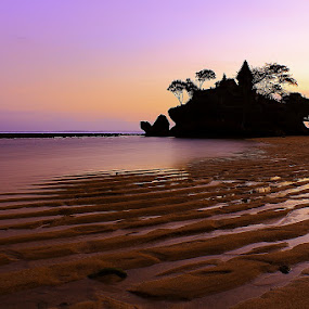Violeta by Andriansyah Bramana - Landscapes Waterscapes