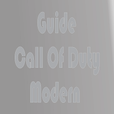 Guide Of Call Of Duty Modern