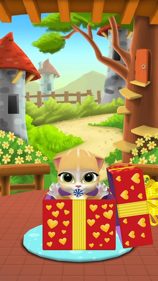 Emma The Cat - Virtual Pet Screenshot 3