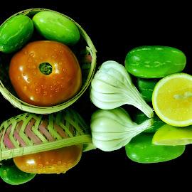 Spicy root by SANGEETA MENA  - Food & Drink Ingredients