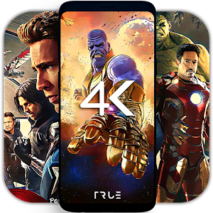 4K Superheroes Wallpapers - Live Wallpaper Changer For PC / Windows 7/8/10 / Mac – Free Download
