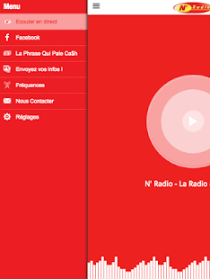 N' Radio (Aisne Radio) - screenshot