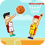 Funny Basketball - 2 Player Icon